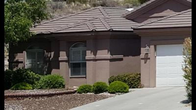 El Paso TX Single Family Home For Sale: $255,000