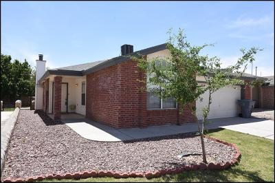 El Paso TX Single Family Home For Sale: $129,900