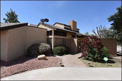 El Paso Single Family Home For Sale: 5476 La Estancia Circle