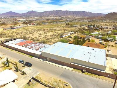 Sunland Park NM Commercial Inactive: $549,000
