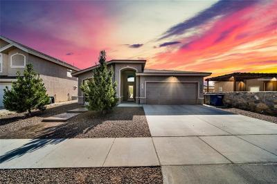 El Paso Single Family Home For Sale: 4608 Al Hernandez Street