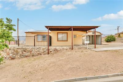 El Paso Single Family Home For Sale: 2930 Alabama Street
