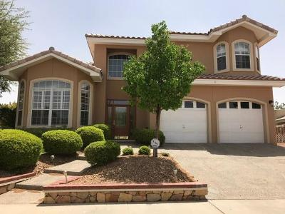 Single Family Home For Sale: 6600 Isla Del Rey Drive