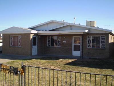 El Paso Single Family Home For Sale: 3520 Sheppard Avenue