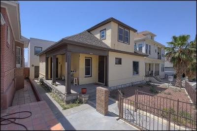 El Paso Multi Family Home For Sale: 618 Stewart Court #all