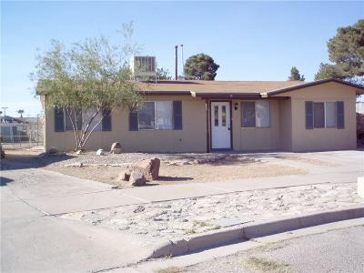 Single Family Home For Sale: 521 Muralla Way