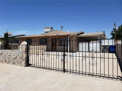 Single Family Home For Sale: 1222 Prescott Drive