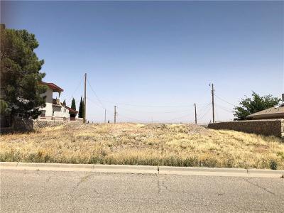 El Paso Single Family Home For Sale: 9008 Polaris