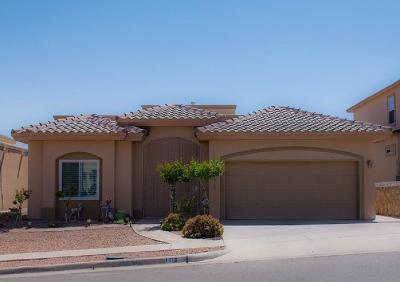 El Paso Single Family Home For Sale: 1616 Villa Del Sol