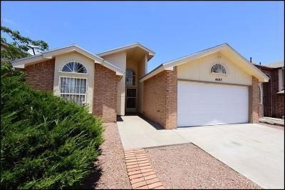 North Hills Single Family Home For Sale: 4605 Loma Grande Drive