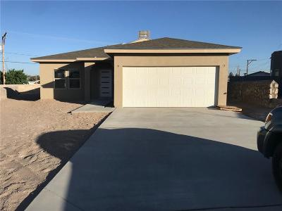 Canutillo Single Family Home For Sale: 313 Isaias Ave Avenue