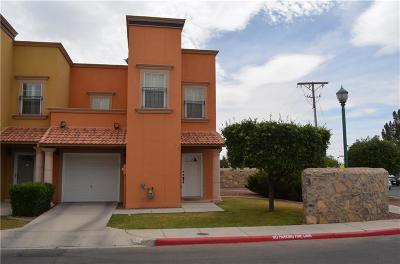 Condo/Townhouse For Sale: 3150 Yarbrough Drive #E-1