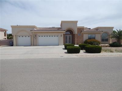 Single Family Home For Sale: 5808 Angel Street