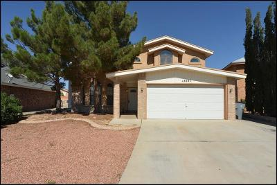 Single Family Home For Sale: 12007 Meadow Gate Drive