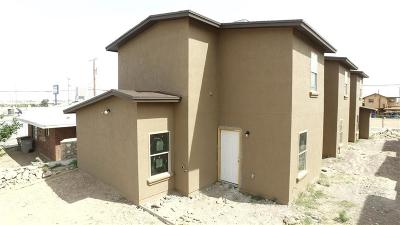 El Paso Multi Family Home For Sale: 3908 Lincoln Avenue #A,B,C
