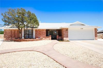 Single Family Home For Sale: 11239 Signal Ridge Drive