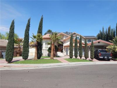 Single Family Home For Sale: 11817 Pueblo Carmel