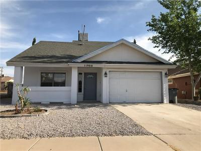 Single Family Home For Sale: 11988 Waterside Drive
