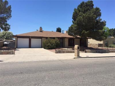 Single Family Home For Sale: 1817 Dale Douglas Drive