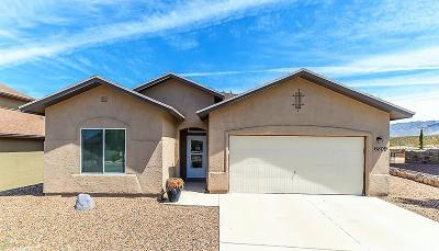 Single Family Home For Sale: 6809 Inca Dove