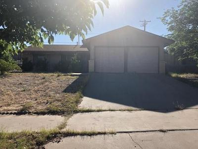 El Paso Single Family Home For Sale: 206 Belvidere Street