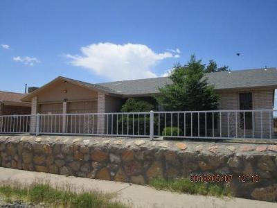 Single Family Home For Sale: 1821 Hugh Royer Place