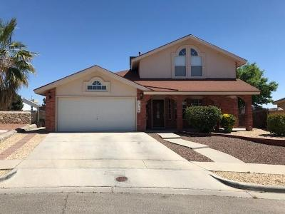 Single Family Home For Sale: 1316 Clay Basket Circle