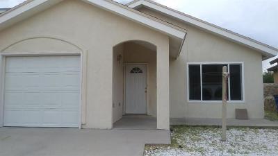 Single Family Home For Sale: 5248 Jose Cardenas Lane