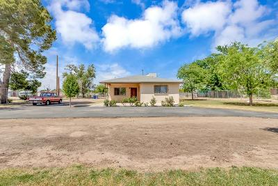 El Paso Single Family Home For Sale: 8157 Lowd Avenue