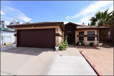 Single Family Home For Sale: 11672 Caballo Lake Drive