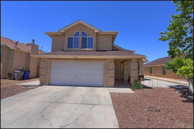 El Paso Single Family Home For Sale: 733 Milton Henry