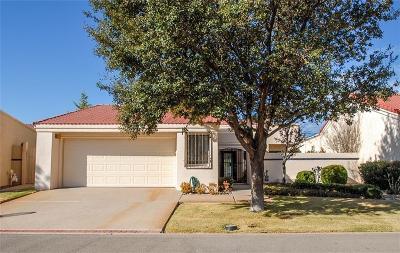 El Paso Single Family Home For Sale: 1112 Los Jardines Circle