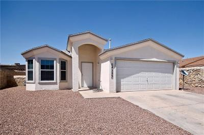Single Family Home For Sale: 14253 Desert Stone Drive