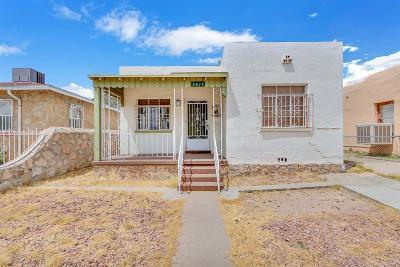 Single Family Home For Sale: 3815 La Luz Avenue