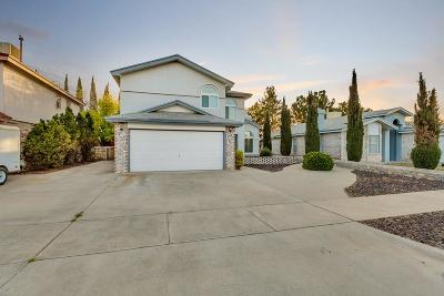 Single Family Home For Sale: 2425 John Cox Place