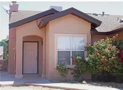El Paso Single Family Home For Sale: 5732 Green Castle Road