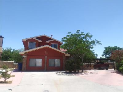Single Family Home For Sale: 1805 Gus Grissom