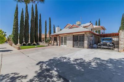 Single Family Home For Sale: 11449 David Carrasco Drive