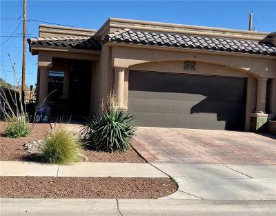 Single Family Home For Sale: 509 Firstwood #A