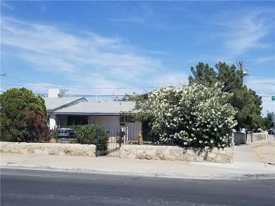 El Paso Multi Family Home For Sale: 722 Yarbrough Drive #3