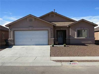 Single Family Home For Sale: 14321 Apache Point Drive