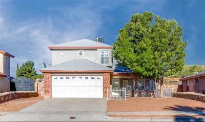 Single Family Home For Sale: 1440 Chato Villa Drive