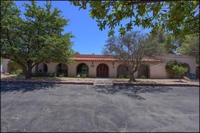El Paso Single Family Home For Sale: 4019 Roxbury Drive