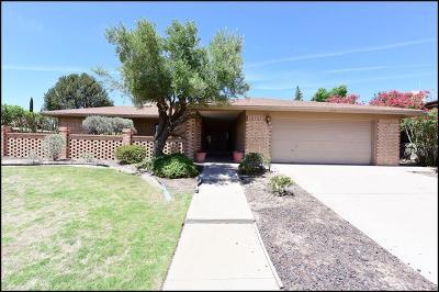 Single Family Home For Sale: 6873 Villa Hermosa Drive