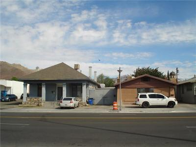 El Paso Multi Family Home For Sale: 3611,3613 Pershing Drive #6