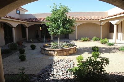 El Paso Single Family Home For Sale: 5405 River Lane