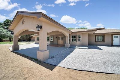 El Paso Single Family Home For Sale: 5645 Cory Drive