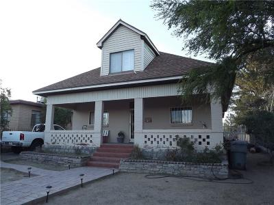 El Paso Single Family Home For Sale: 3211 Porter Ave Avenue