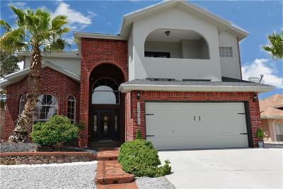 Single Family Home For Sale: 12541 Setting Sun Drive