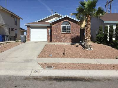 Single Family Home For Sale: 2508 Tierra Negra Drive